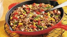 Easy Skillet Jambalaya Recipe