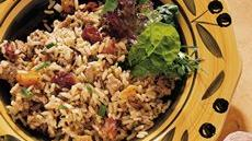 Fruity Chicken Rice Pilaf Recipe