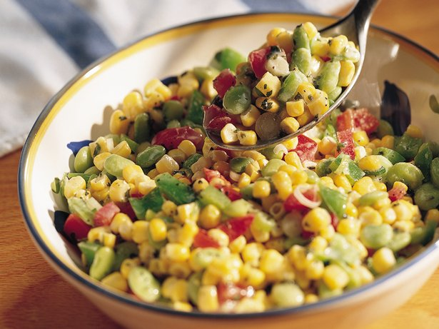 Creamy Confetti Succotash