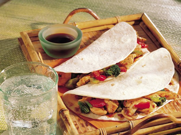 Image of Asian Tacos, Betty Crocker