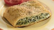 Swiss Spinach Strudel Recipe