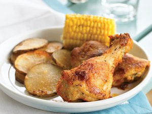 Oven-Baked&#32;Chicken