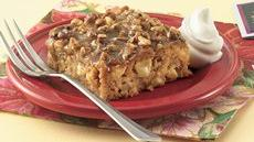 Apple-Pecan Dessert Squares Recipe