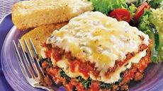 Quick-Fix Lasagna Recipe