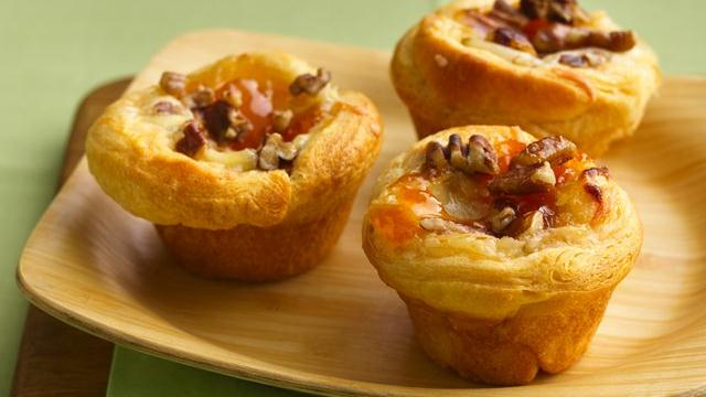 Little Apricot Appetizer Tarts