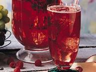 Cranberry-Raspberry Tea