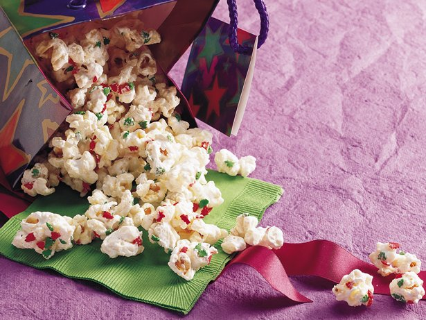 Snowflake Popcorn