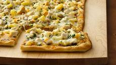 Tropical Chicken Pizza Recipe