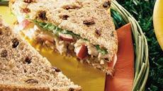 Waldorf Chicken Salad On Raisin Bread Recipe