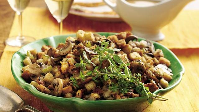 Mushroom Stuffing
