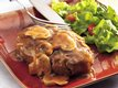 Herbed Salisbury Mushroom Steaks