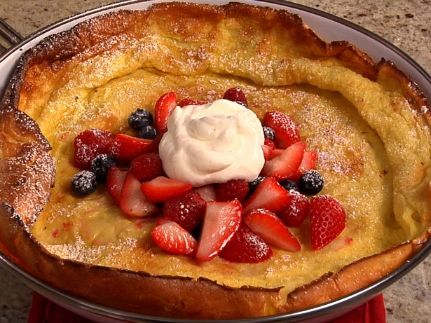 German Oven Pancakes