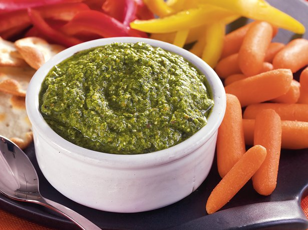 10-Minute Basil Pesto