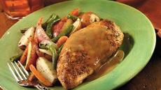 Home-Style Chicken and Gravy Recipe