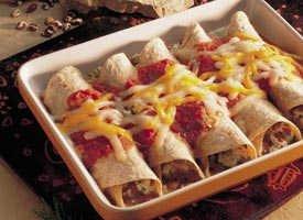 Image of Anasazi Enchiladas, Betty Crocker