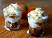 Spiked Apple Crisp Shooters