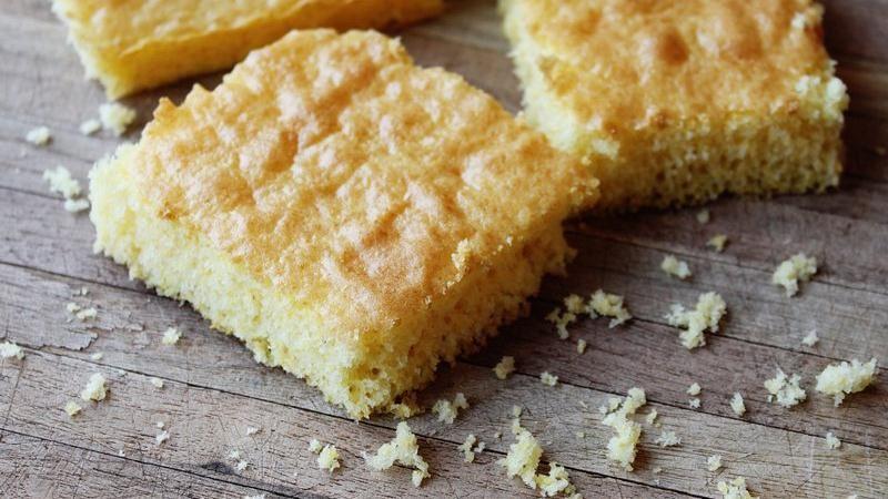 Cake Mix Cornbread