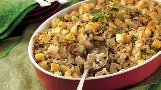 Chicken and Wild Rice Casserole recipe - from Tablespoon!