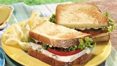 Brie L T Sandwiches Recipe
