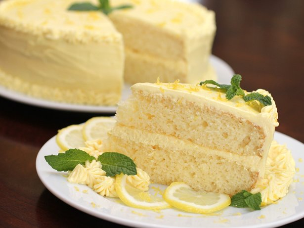 Luscious Lemonade Cake