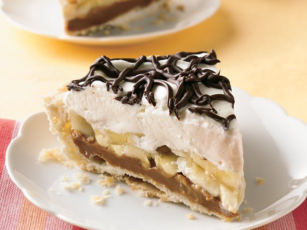 Dulce de Leche-Banana Pie