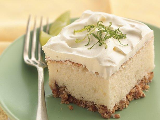 Margarita Cake recipe from Betty Crocker
