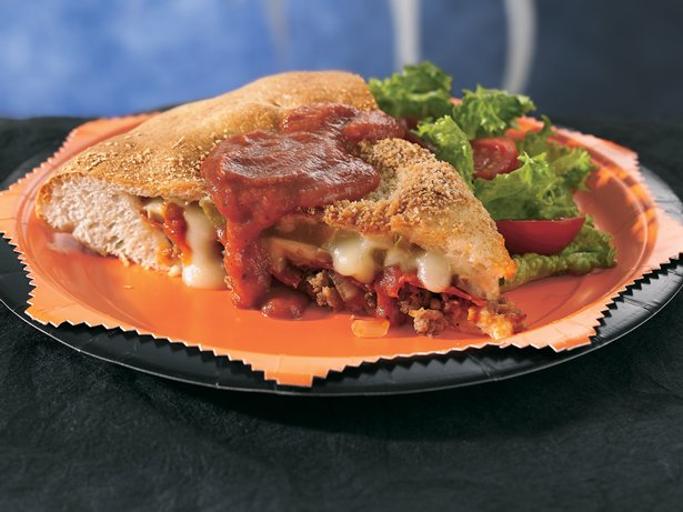 Double-Crust Pizza Supreme