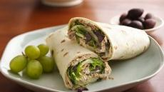 Pesto Tuna Wrap Recipe