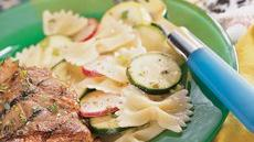 Summer Squash and Pasta Salad Recipe