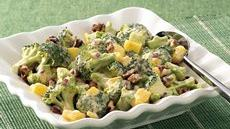 Spicy Broccoli-Mango Salad Recipe
