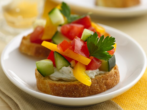 Farmers Crostini