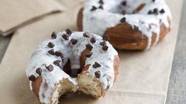 Gooey S'more Doughnuts
