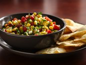 Corn Salsa