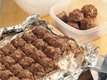 Italian Square Meatballs