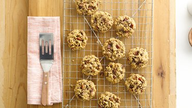 Gluten-Free Oatmeal-Bacon-Chocolate Chip Cookies