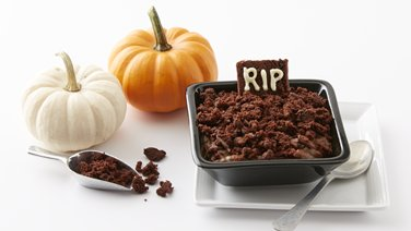 Pumpkin Dirt Cup