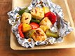 Grilled Pineapple-Chicken Kabob Packs