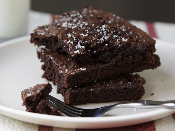 Salty Fudge Brownies