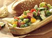 Tex-Mex Veggie Hoagies