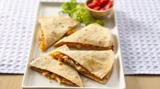 Chicken and Corn Quesadillas Recipe
