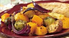 Harvest Vegetable Roast Recipe