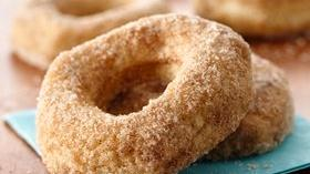 Grands!® Baked Sugar Doughnuts Recipe