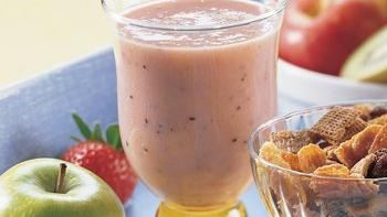 Apple-Kiwi Smoothie