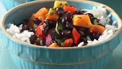 Caribbean Black Beans