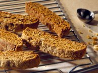 Walnut Biscotti