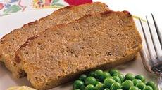 Mom´s Light Meat Loaf Recipe