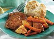 Slow-Cooker Barbecued Turkey and Vegetables