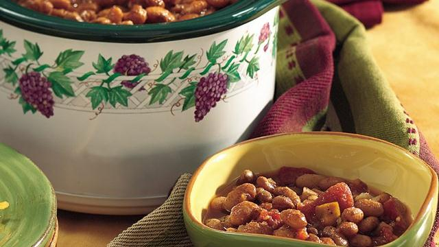 Slow-Cooked Zesty Pinto Beans