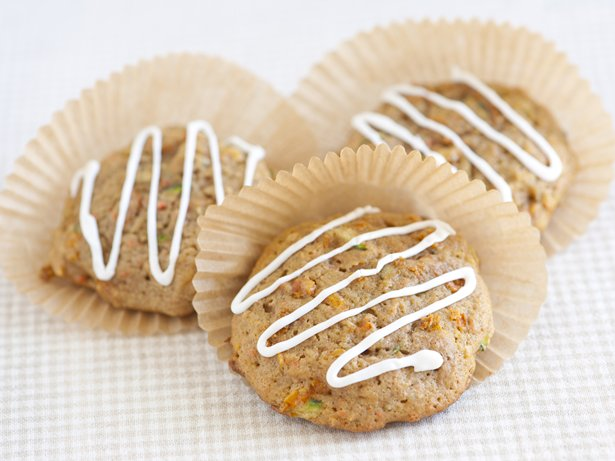 Easy Carrot Cake Cookies