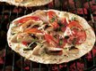 Grilled Chicken Margherita Pizzas
